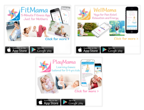 BEHAPPYMUM APPS